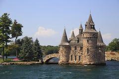 Boldt Castle, Thousand Islands Stock Photo