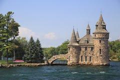 Boldt Castle, Thousand Islands Stock Images