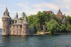 Boldt kasztelu wyspa, Tysiąc wysp Zdjęcie Royalty Free