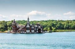 Boldt Schloss Lizenzfreie Stockfotografie