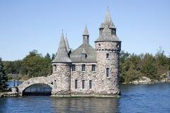 Boldt-Schloss. Stockfotos