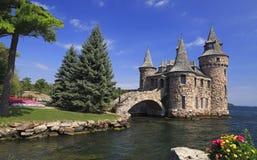 Boldt slott, tusen öar royaltyfri bild