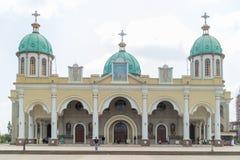Free Bole Medhane Alem Church Stock Photos - 35730233