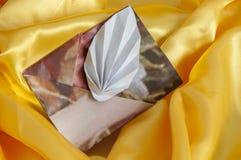 Boleto de Valentine Day imagen de archivo
