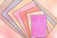 Boletos com lugar vazio para o texto Imagens de Stock Royalty Free
