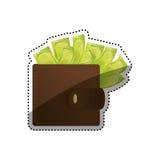 Boletos do dinheiro Imagem de Stock