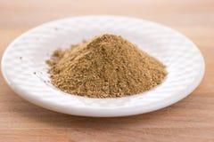 Boletus powder Stock Image