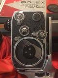 Bolex 8mm tappningkamera Royaltyfri Foto