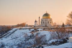 Bolgar历史和考古学复合体 免版税图库摄影