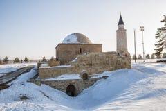 Bolgar历史和考古学复合体 免版税库存图片