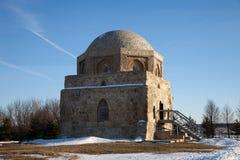 Bolgar, Ταταρία Ιστορική και αρχαιολογική μουσείο-επιφύλαξη Η μαύρη αίθουσα Στοκ εικόνες με δικαίωμα ελεύθερης χρήσης