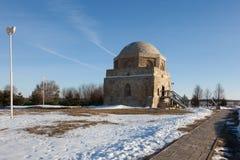 Bolgar, Татарстан Исторический и археологический музе-запас Черная камера стоковое изображение