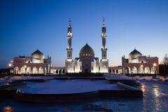 Bolgar, Tartaristán La mezquita blanca fotos de archivo libres de regalías