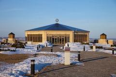 Bolgar, Tartaristán Museo de civilizaciones imágenes de archivo libres de regalías