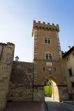Bolgheri castle Stock Images