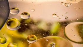 bolhas fotografia de stock