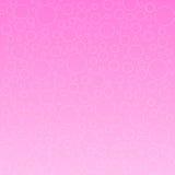 Bolhas cor-de-rosa Fotos de Stock Royalty Free