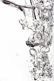 Bolhas da água Imagem de Stock Royalty Free