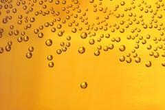 Bolhas da cerveja Imagens de Stock Royalty Free