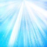 Bolhas da iluminação Imagens de Stock