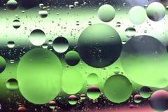bolhas Imagem gerada por computador abstrata Imagens de Stock Royalty Free