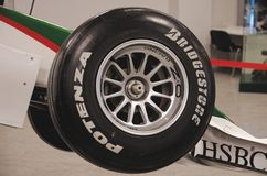 Bolid F1 Arkivbilder