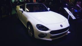 Bolide τύπου αθλητικών αυτοκινήτων της Φίατ Στοκ Εικόνα