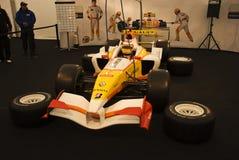 Bolide del coche de la fórmula 1 Fotografía de archivo libre de regalías