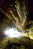 The Bolii Cave in Romania Royalty Free Stock Images