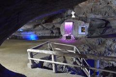 Bolii grotta Transylvania - Rumänien Royaltyfri Bild