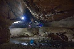 Bolii jama Transylvania, Rumunia - Zdjęcia Stock