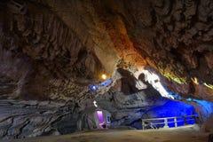 Bolii jama Transylvania, Rumunia - Obrazy Stock