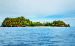 Bolilanga Island. Togean Islands. Indonesia. Royalty Free Stock Photography