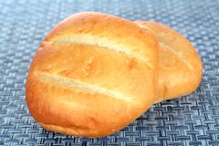 Bolillo Mexican breads Royalty Free Stock Image