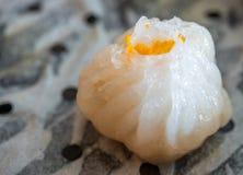 Bolinha de massa chinesa como o café da manhã ou o almoço Foto de Stock