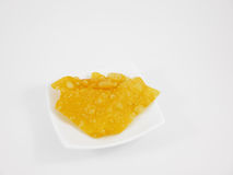 Bolinha de massa friável fritada deliciosa chinesa (wonton) Fotos de Stock Royalty Free