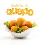 Bolinha de queijo. Tradition in children's party in Brazil Stock Photo