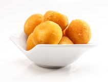 Bolinha de queijo. Tradition in children's party in Brazil Stock Photography