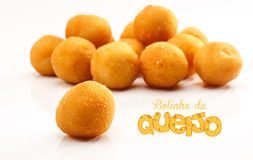 Bolinha de queijo. Tradition in children's party in Brazil Royalty Free Stock Image
