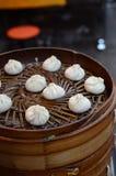 Bolinhas de massa chinesas Foto de Stock