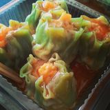 Bolinho de massa cozinhado chinês Fotografia de Stock Royalty Free