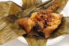 Bolinho de massa descascado do arroz Fotografia de Stock Royalty Free