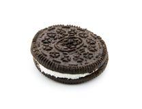 Bolinho do chocolate Imagens de Stock