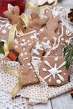 Bolinho do pão-de-espécie Imagem de Stock