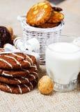 Bolinhos Crunchy fotografia de stock