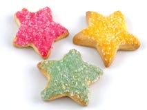 Bolinhos de açúcar Imagem de Stock