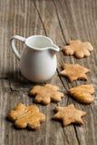 Bolinhos de açúcar caseiros Foto de Stock Royalty Free