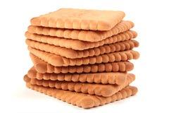 bolinhos de manteiga Fotografia de Stock