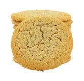 Bolinhos de manteiga do amendoim foto de stock royalty free