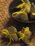 Bolinhos de massa chineses da carne Imagens de Stock Royalty Free